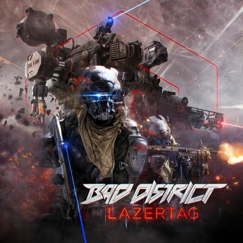 Download Bad District - Lazertag EP [SSR022] mp3