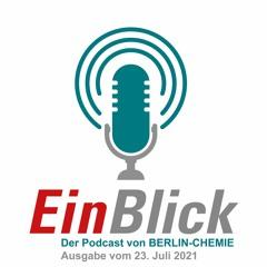 EinBlick Podcast – u.a. Streit um #ePA, Corona-Impfschutz 🦠, Positionen zur BT-Wahl