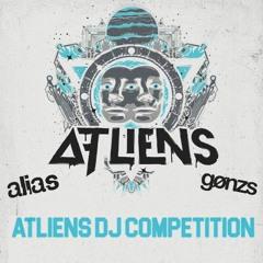 gonzs b2b alias @ atliens ogden contest mix