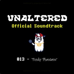 Unaltered Soundtrack - 013 - Funky Phantasm