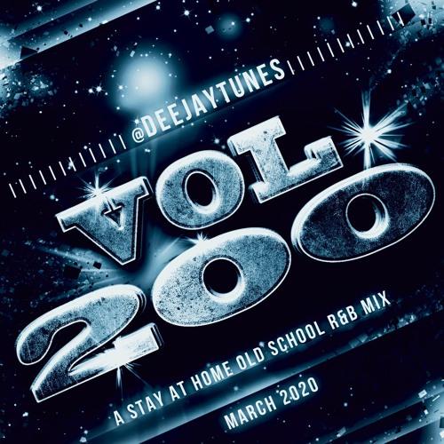 Vol 200 Old School RandB Mix