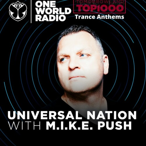 One World Radio - Universal Nation Ep 5 - Trance Anthems