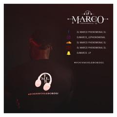 DJ MARCO - AFROBEAT x HITS CLUB #7 (2021) ( France - Nederland - Africa )