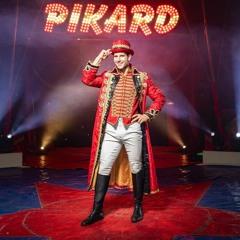 #81/1 ALEXANDER SCHNELLER Circus Pikard-Direktor, Jongleur & Akrobat o4/21