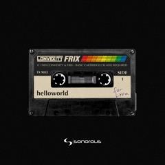 Convexity & FRIX // helloworld