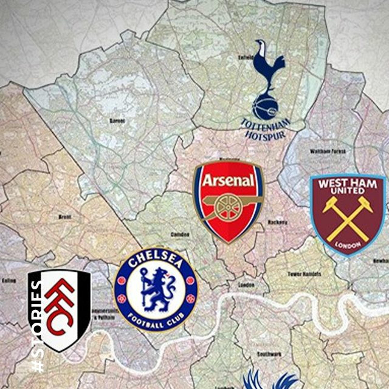 เหตุใดเขตเมืองหลวงจึงมีทีมฟุตบอลจำนวนมากกว่าที่อื่น | Main Stand