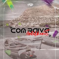 COM RAIVA ANTILHANAS VOL.3