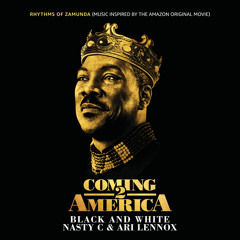 "Black And White (From ""Rhythms of Zamunda"" - Music Inspired by the Amazon Original Movie: ""Coming 2 America"")"