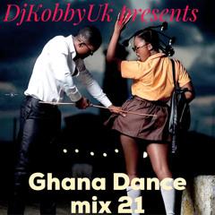 GHANA DANCE PARTY MIX 21