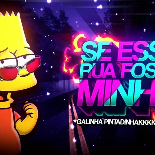 BEAT SE ESSA RUA FOSSE MINHA - (FUNK REMIX) by Sr. Nescau