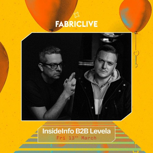 InsideInfo B2B Levela FABRICLIVE x 10 years of Multi Function Promo Mix