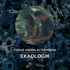 Jedi's Chillout   EkaOlogik • Hadra AlterVision Series