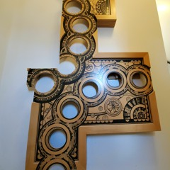 The Arts Section: Chicago-based Woodworker Finds Niche