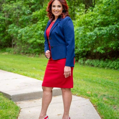 Denise Gonzalez State Assembly LD4 Candidate on 92.1