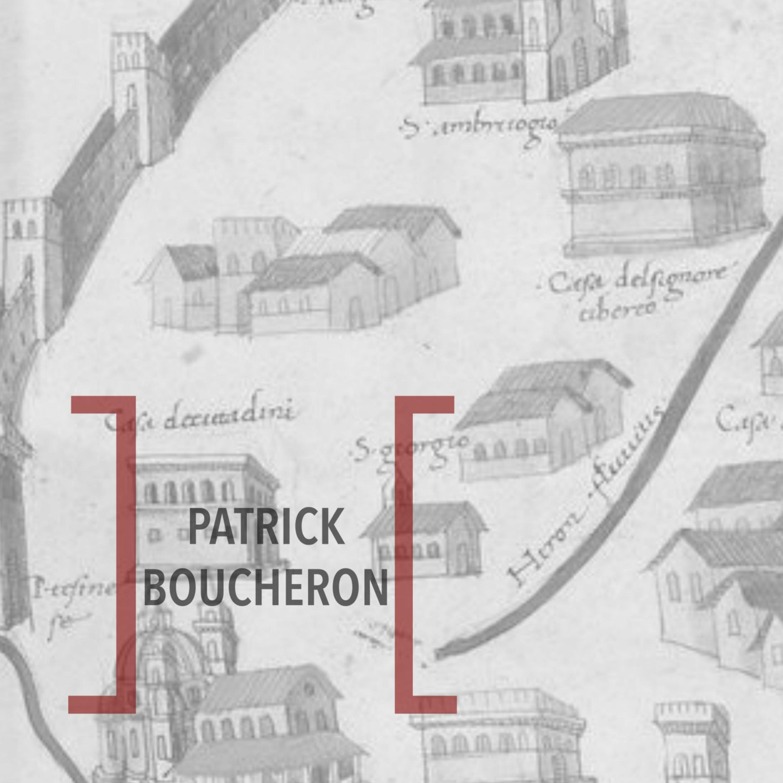 L'architecture du pouvoir, avec Patrick Boucheron