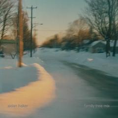 MIXTAPE: Family Tree Mix by Aidan Baker
