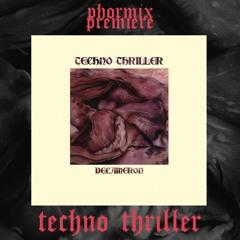 Premiere #125 Techno Thriller - L'Armee des Morts [TMR035]