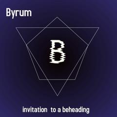 Invitation To A Beheading