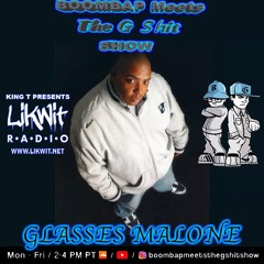Boombap Meets The Gshit Show Glasses Malone Interview