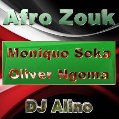 Afro Zouk Monique séka & Oliver Ngoma Mix 210621