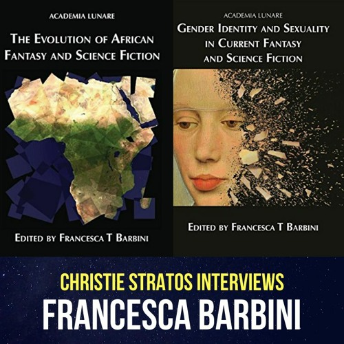 Publisher Francesca Barbini on Writers Showcase with Christie Stratos