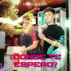 Funzo & Baby Loud - ¿Dónde Te Espero? (Remix DJ Ortega) [Official Audio]