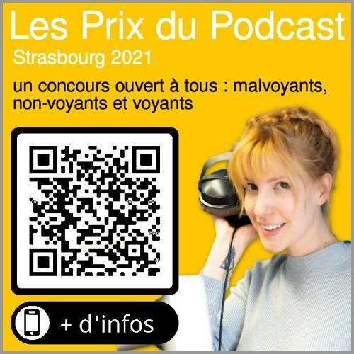 Palmarès des Prix du Podcast - Strasbourg 2021