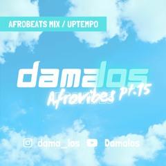 Afrovibes pt.15 by Damalos | AFROHOUSE MIX 2021 (ft. JOHNNY BRAVO | MELACO | BBOY | MILO & FABIO)