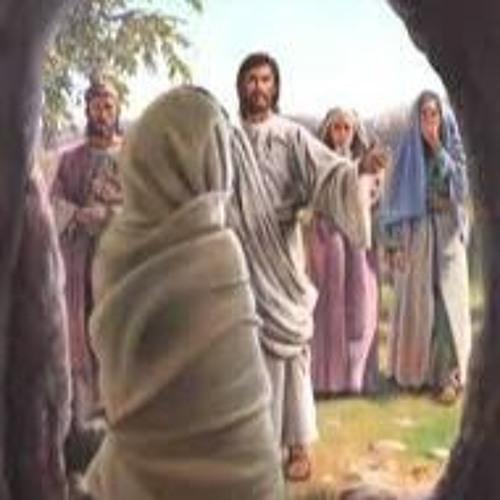 The Raising Of Lazarus As Nonviolent Revolution