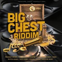 Big Chest Riddim Mix Turbulence,Anthony B,Chino,Kibaki,President Brown & More (Treasure Chest Prod)