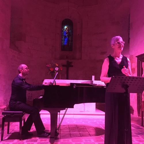 Duo Largueza (Roselyne Courtial / Stéphane Berrone)