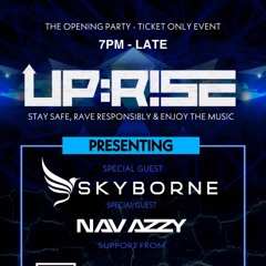 Up:Rise's Opening Party 18th March 2021