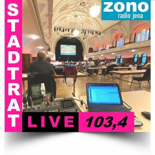 Hörfunkliveübertragung (Teil 1) der 11. Sitzung des Stadtrates der Stadt Jena am 20.05.2020
