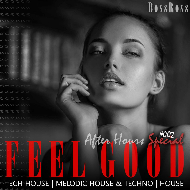 Feel Good After Hours #002 2 Hour House Set Guest DJ BossRoss  2020