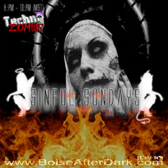 Sinful Sundays (Techno Zombie's Mix 10-17-21)