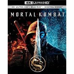 MORTAL KOMBAT (4K HD Blu-ray) PETER CANAVESE (7-22-21) CELLULOID DREAMS (SCREEN SCENE)
