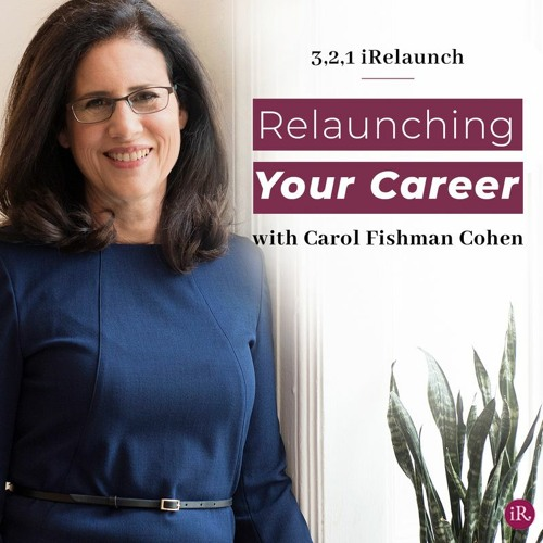 EP 155: Relaunching a Social Work Career After a 25 Year Career Break - with Mimi Kahn