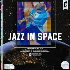 JAZZ IN SPACE | Jazz-hop e-piano Saxophone Beat Trap TypeBeat Instrumental