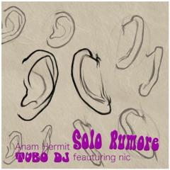 Anam Hermit    Solo Rumore (remix)    feat. Nic