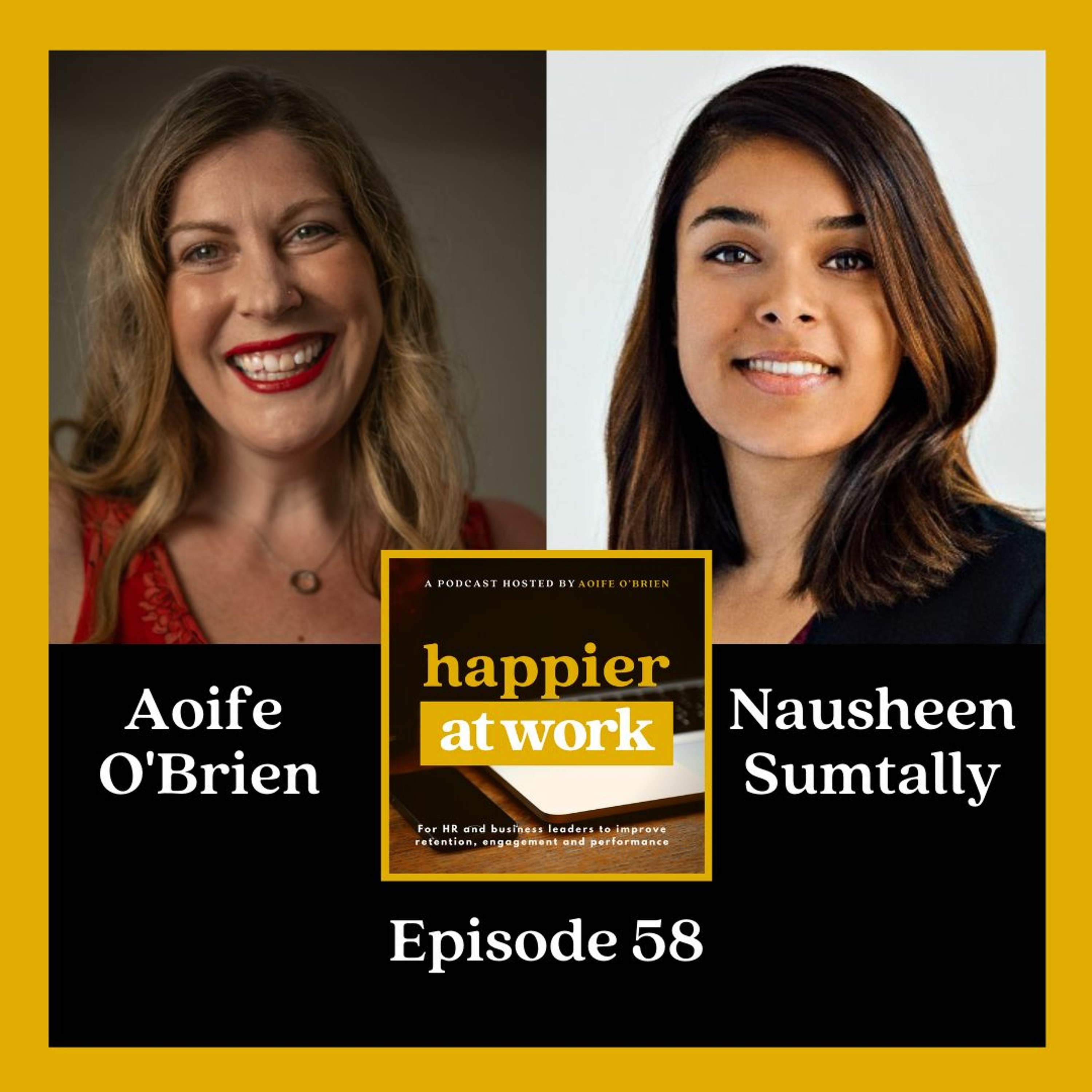 58: DISC Behavioural Assessment and Life Harmony with Nausheen Saumtally
