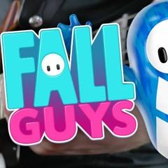 Fall Guys - Final Fall on Guitar