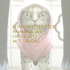 sonntags.sekt.sets - EXTENDED MIXTAPE SHOW #003