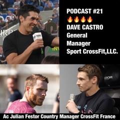 DAVE CASTRO PODCAST#21 Audio Seulement