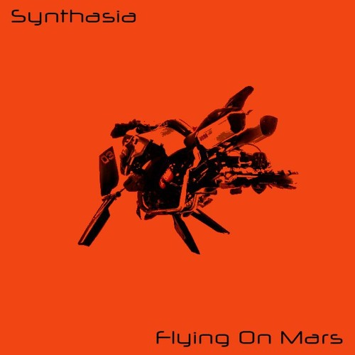 Flying On Mars