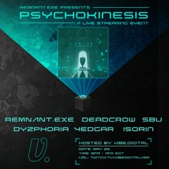 Episode 093 - Psychokinesis: A Live Streaming Event