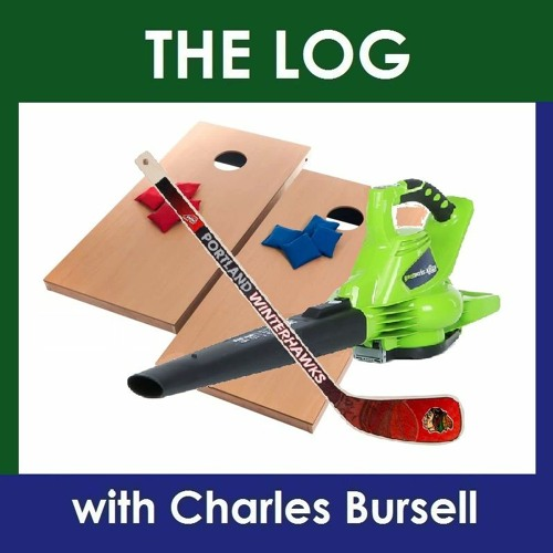 Bags, Blowers, and Hockey Sticks – The Log #146