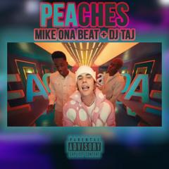 Peaches (Jersey Club Mix) (feat. DJ Taj)