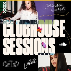 First on SoundCloud Clubhouse Session, with Lourdiz