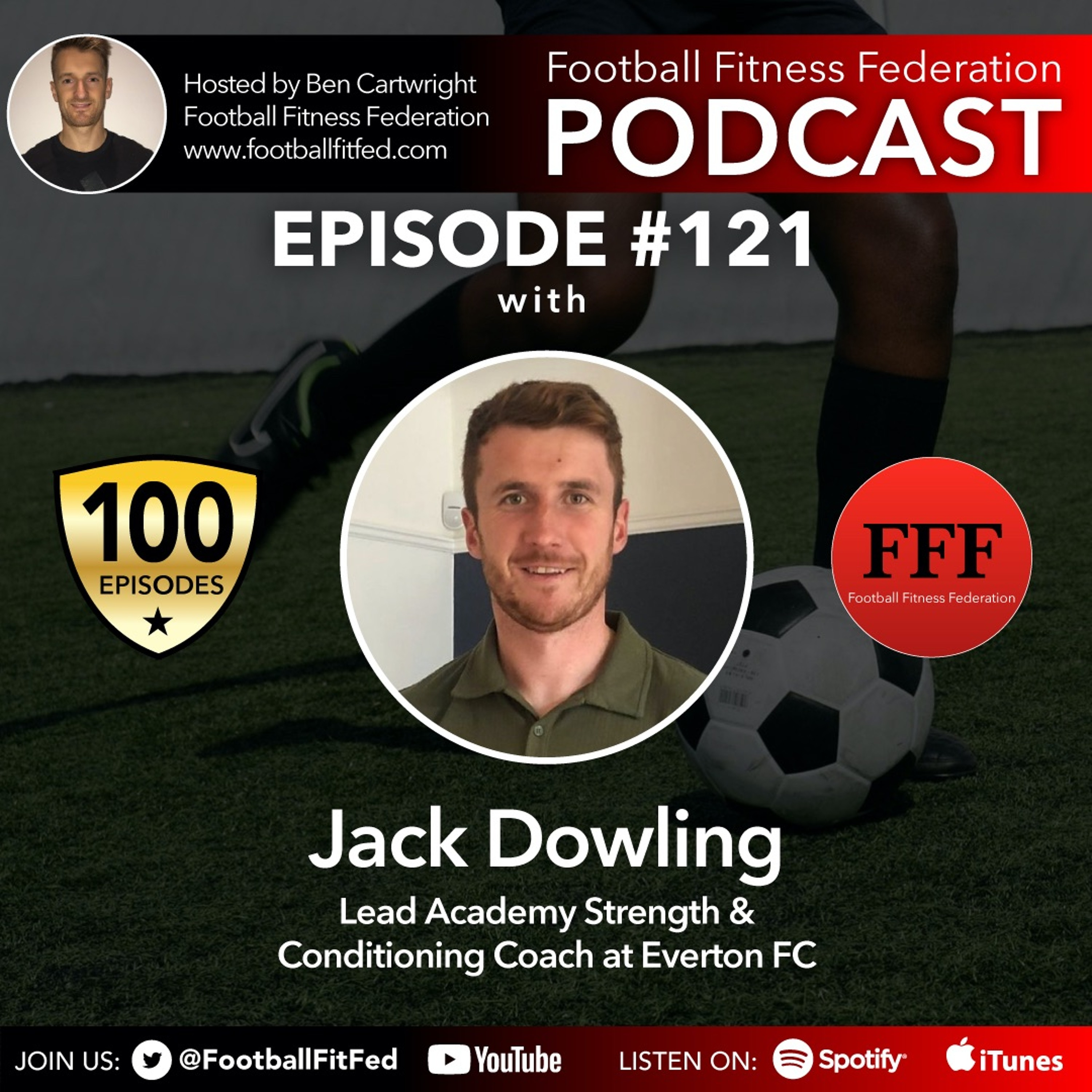 """#121 """"Developing Movement Competancy"""" With Jack Dowling"""