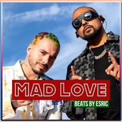 ''Mad Love'' (J Balvin X Sean Paul) Spanish Dancehall Beat